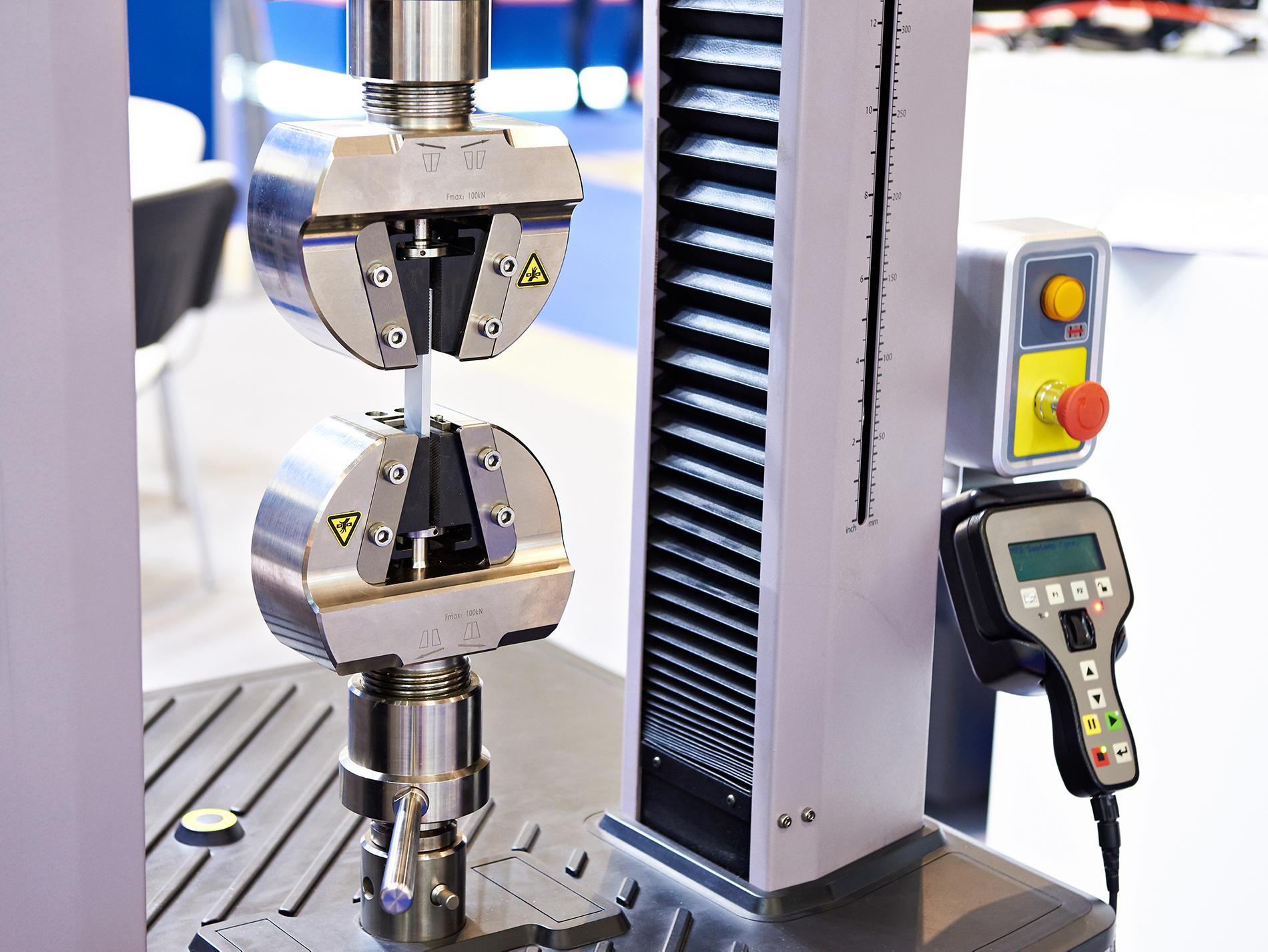 comprehensive tensile testing